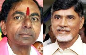 War of Words Refuses Die Down Between KCR and Naidu, Why?