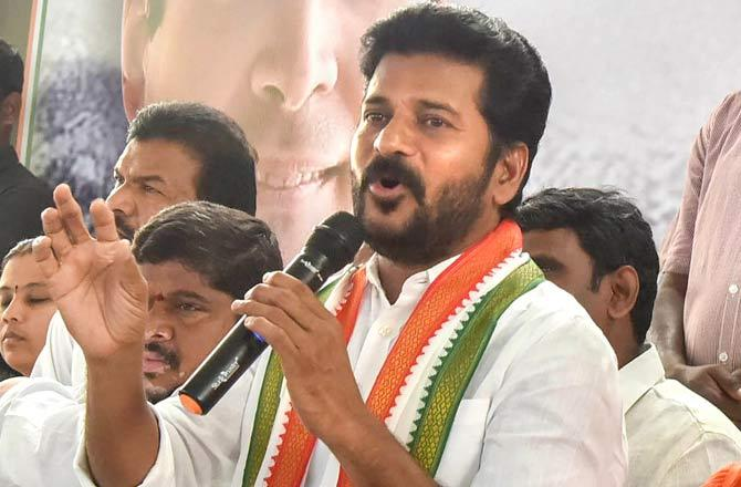 Revanth Reddy in big trouble