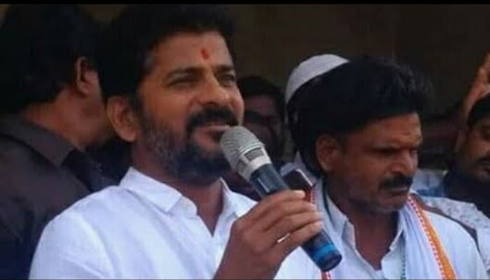 revanth reddy CM