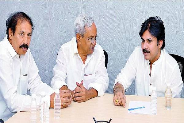 Senior leaders are must for victory: Pawan Kalyan