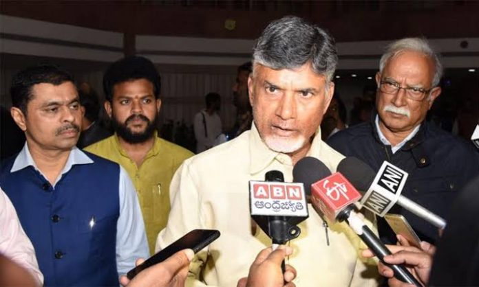 Chandrababu Naidu opposes repolling in Chandragiri