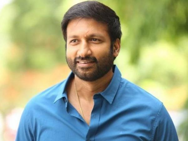 Gopichand movie titled 'Chanakya'