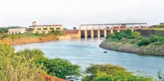 Pothireddy Padu Irrigation Project