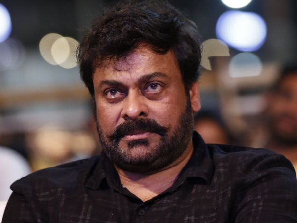 Megastar Chiranjeevi gets seriously upset -Here's why?