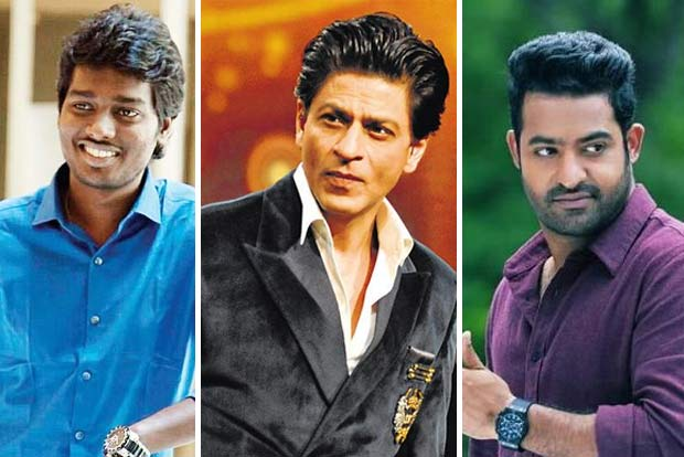 Atlee's biggies with SRK-NTR pushed for two more years