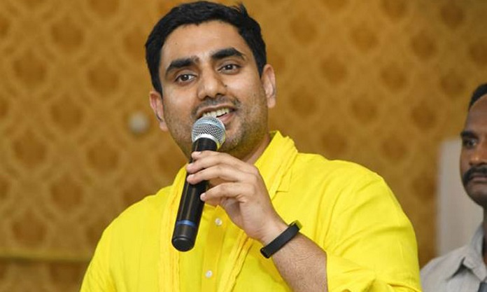 Can CBN's son emulate YSR  and Jagan?