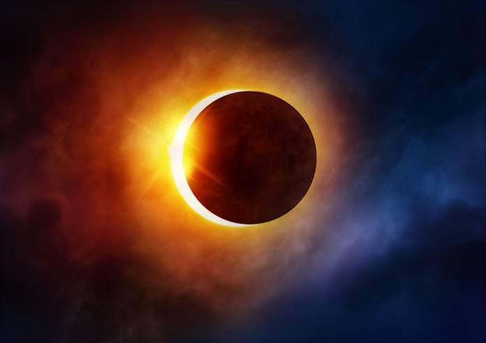 Solar Eclipse: Mantras to ward off evil spirits