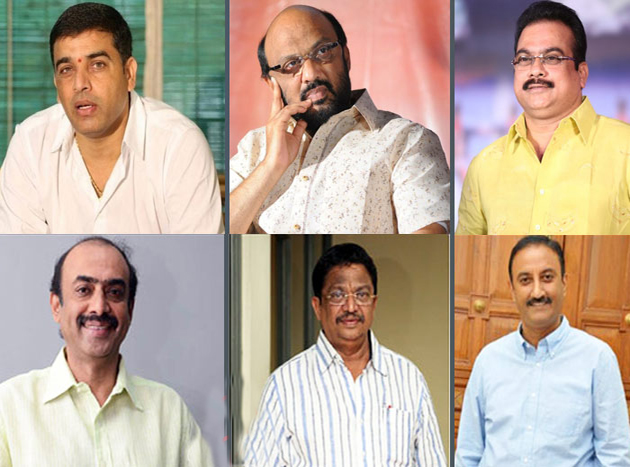Tollywood producers in big plans to tackle star heroes