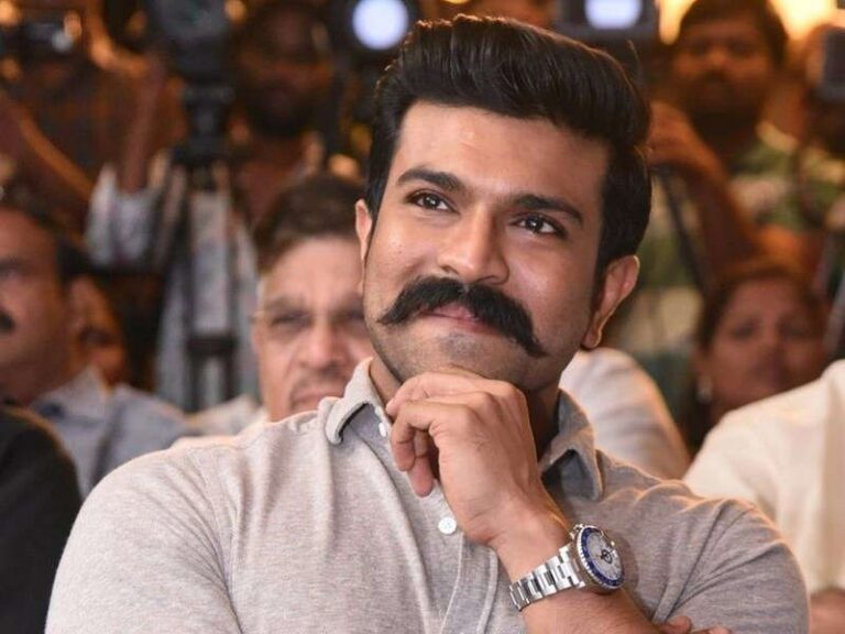 Ram Charan finds a solid story for Chiru's OTT entry?