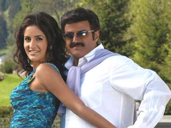 Katrina says only Balakrishna saved her from insults