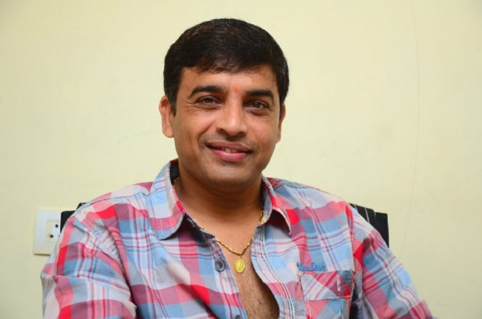 Dil Raju packs a solid date for his film 'V'
