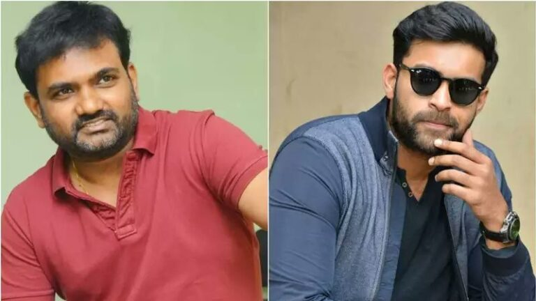 Maruthi to work with Varun Tej next?