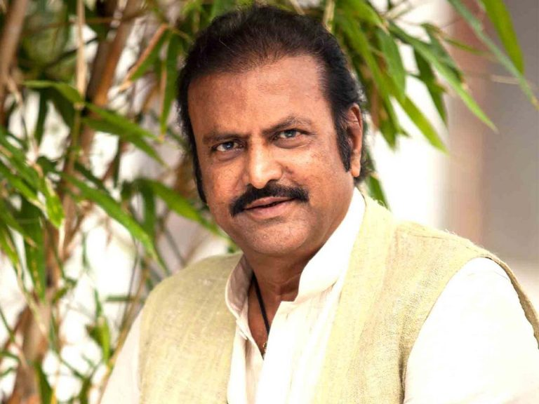 Mohan Babu makes a big announcement-Excites fans