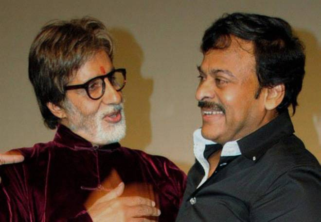 Not Chiranjeevi, Amitabh the original Acharya?