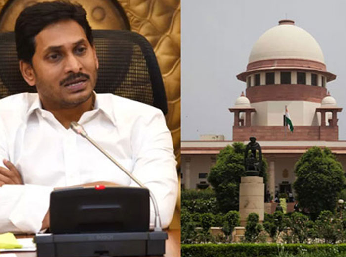 YS.Jagan loses last chance: gets shock in SC