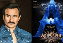 Saif Ali Khan as Lankesh in Adipurush