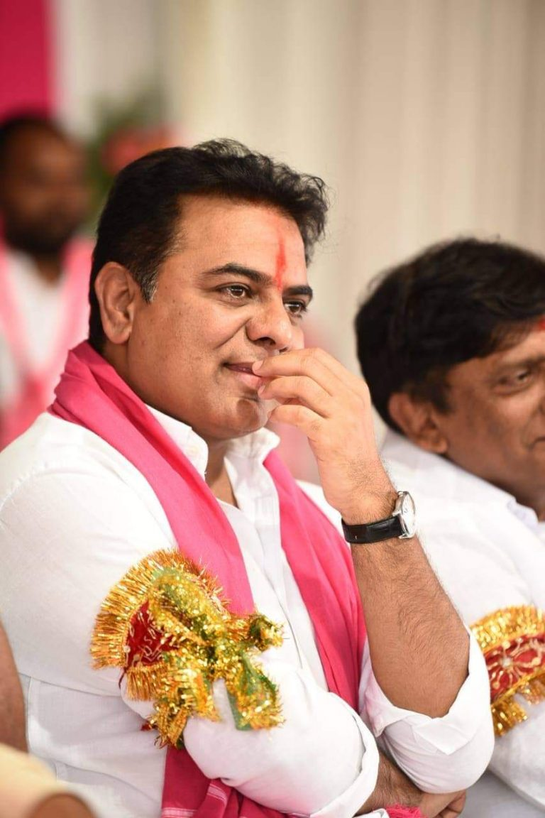 GHMC Election: KTR asks TRS forces to be prepared