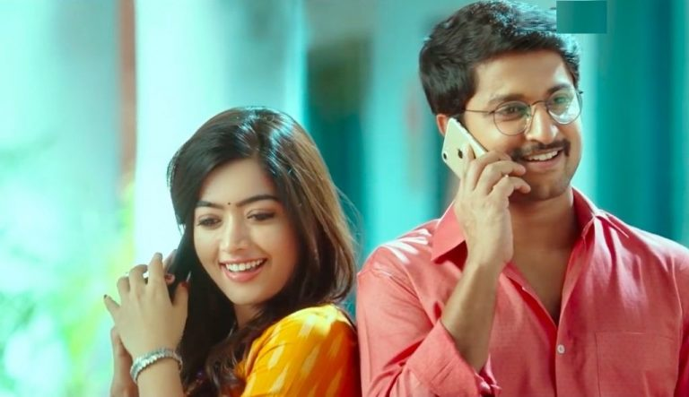 Rashmika Mandanna likely to pair with Nani in his Next film?