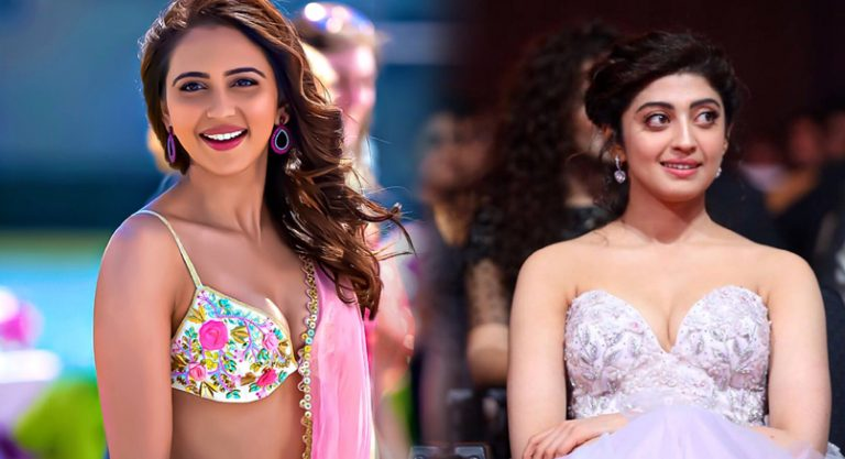 What's up with Rakul Preet Singh? What does Pranitha not have ?
