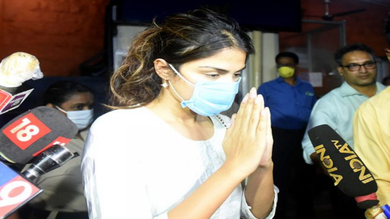 NCB to oppose Rhea Chakraborty's bail plea in High Court