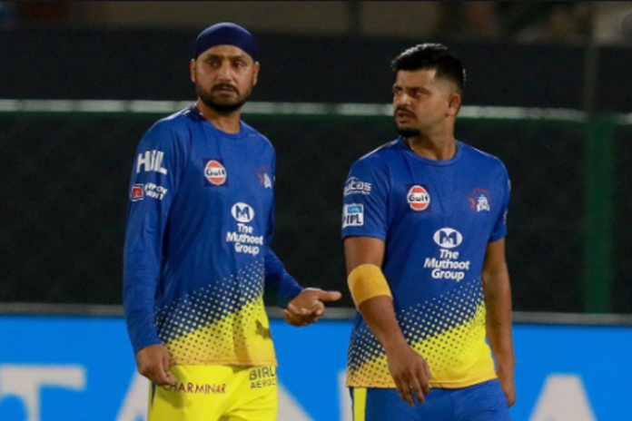 Time for Raina and Harbhajan to end their relation with CSK