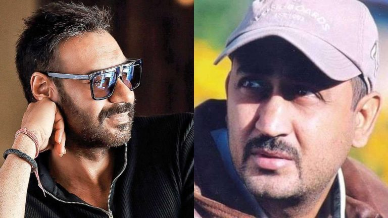 Ajay Devgn wrote a heartfelt note over his brother's sudden demise