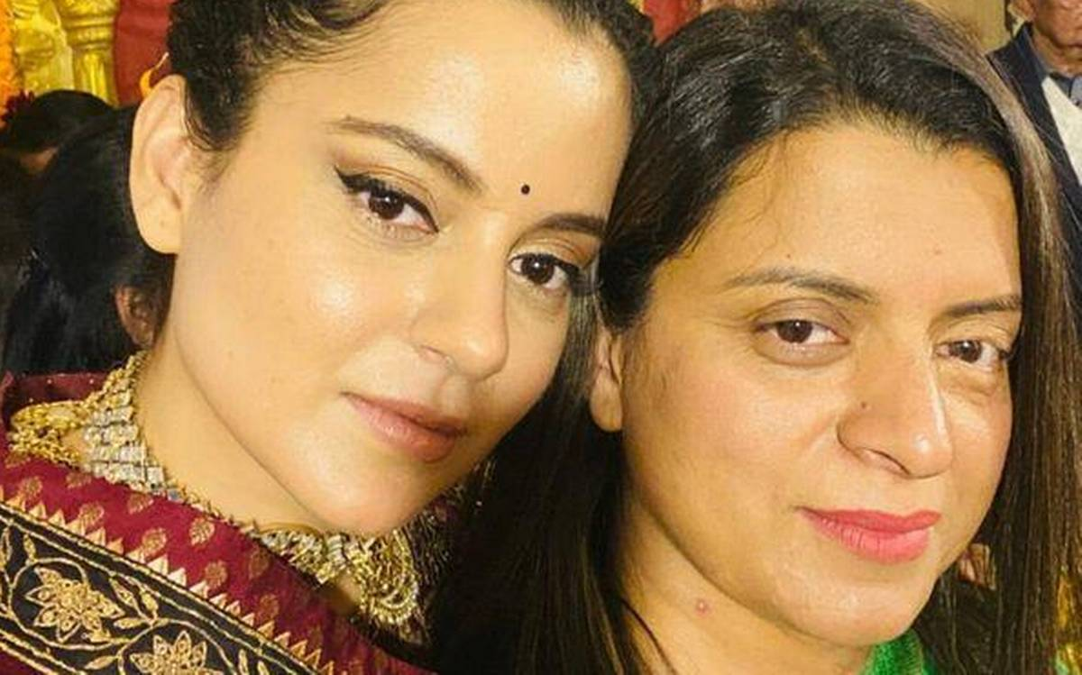 Bandra court orders police to register an FIR against Kangana Ranaut and her sister