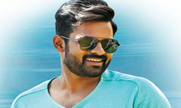 Sai Dharam Tej's SBSB is going to the first Telugu film to achieve this feat?