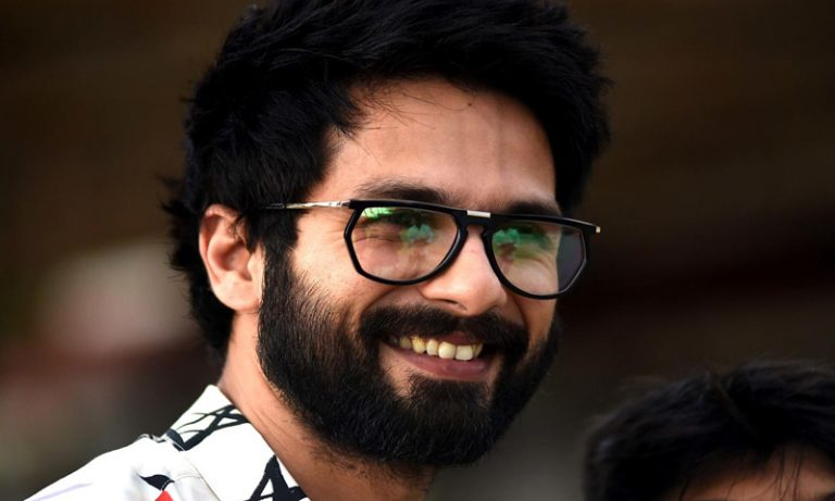 Bollywood star Shahid Kapoor to debut into the web world