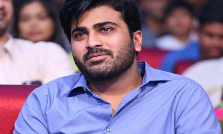 Sharwanand signs a new film under Prabhas' home banner