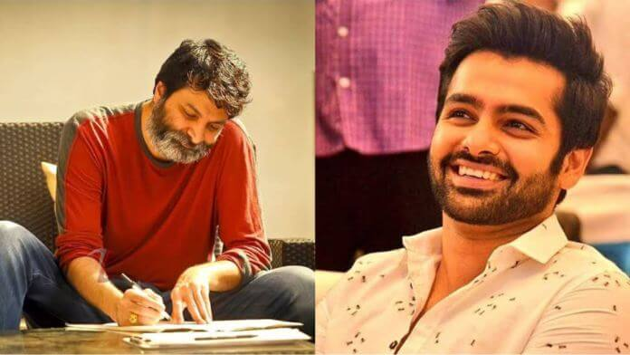 Trivikram preparing a story for Ram now