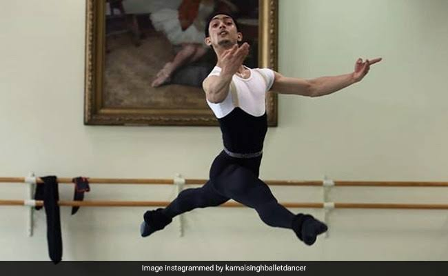 An Inspiring Story  of a Delhi Ballet Dancer Shared by Anand Mahindra