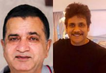 Bollywood Actor's Father Composing Stunts to Nagarjuna..!
