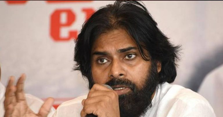 Pawan not interested in the political golden goose?