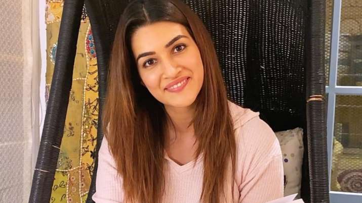 Kriti Sanon pens a poem to overcome failures