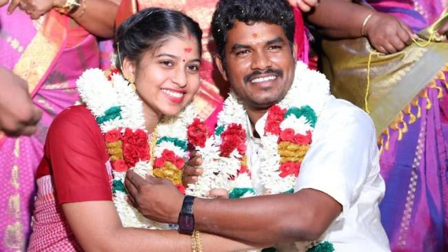 MLA's love marriage turned into controversy