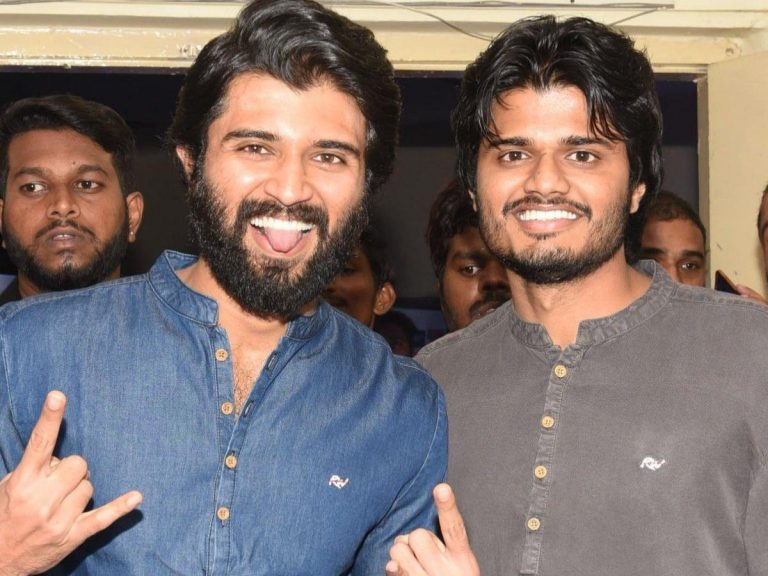 Anand talks about comparisons with brother Vijay Deverakonda!