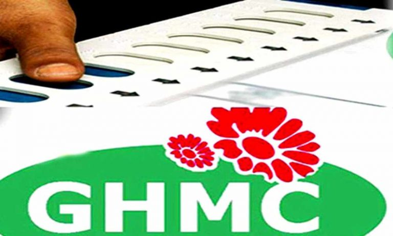 What's the reason behind KCR halting GHMC elections?