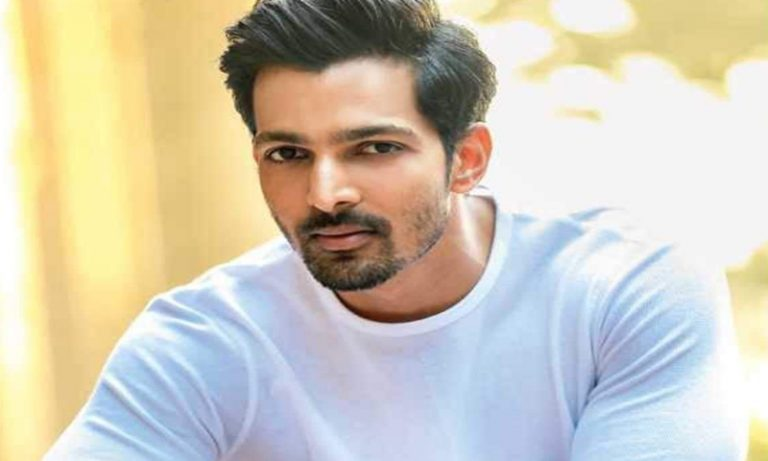 Actor Harshavardhan Rane signs a Bollywood film