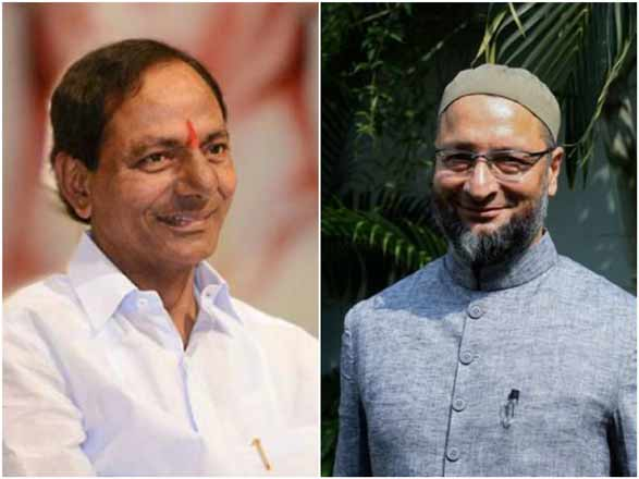 KCR to enter into GHMC WAR – Equations gonna change ?