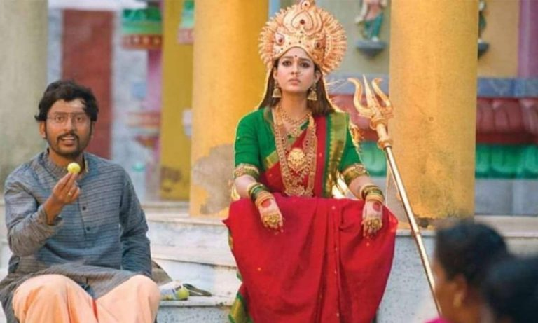 Buzz: Nayanthara charges a bomb for Mookuthi Amman?