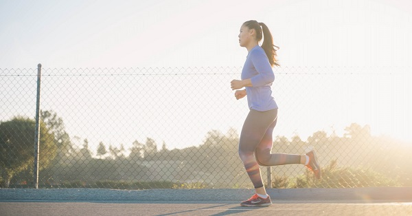 5 ways to combat body odour while running!
