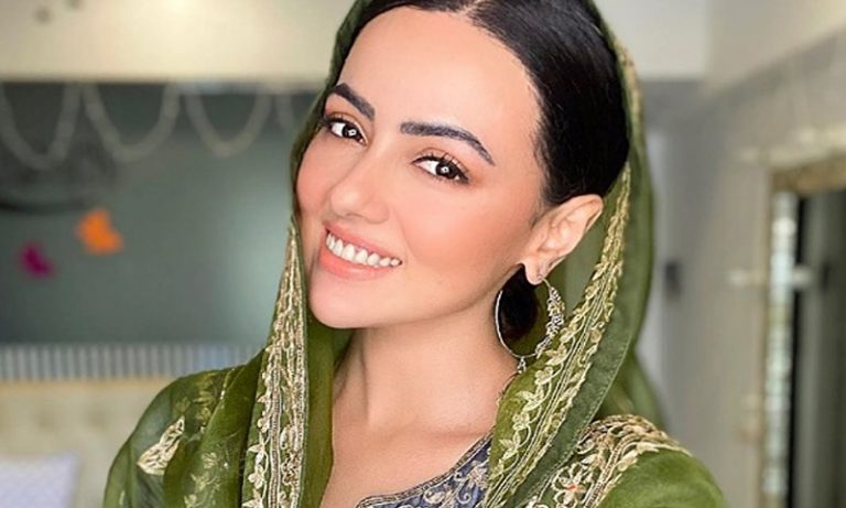 Former Bigg Boss contestant Sana Khan ties the knot