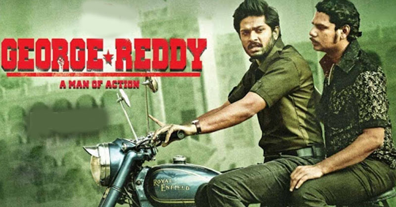 George Reddy actor signs his next film