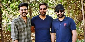 Bollywood Star Ajay Devgn Joins RRR Shoot again from Tomorrow