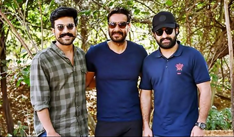 Bollywood Star Joins RRR Shoot again from Tomorrow