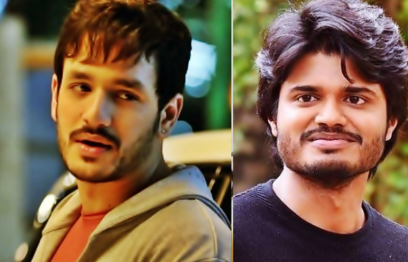 Akhil Getting Trolled because of Anand Deverakonda after success of Middle class melodies