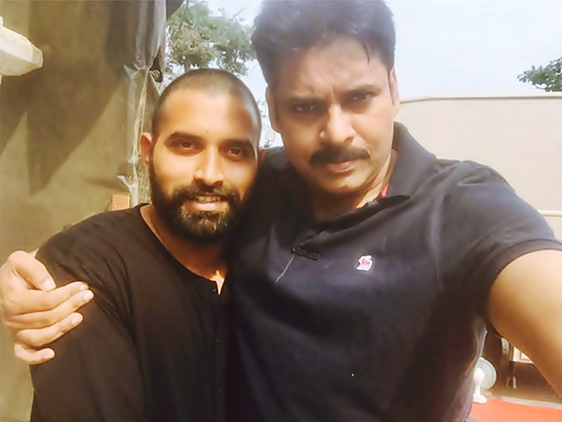 Pawan Kalyan Gets Ready For Another Crazy Project with jani Master