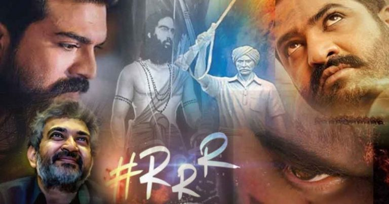 Rajamouli to showcase a historical event in RRR