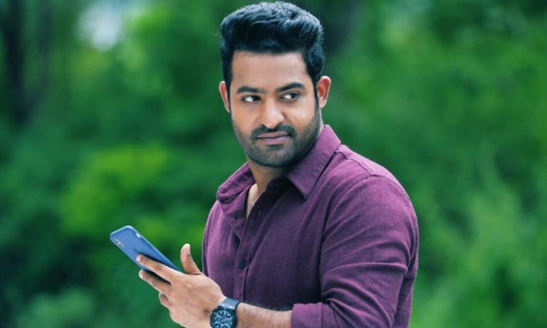 NTR's promise to make his fans happy